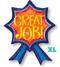 Blue Ribbon Great Job Junior Shape XL® S50 30846-01