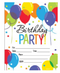 491540 Balloon Bash Mega Value Pack Invitations