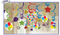671540 Mega Value Pack Foil Swirl Decorations