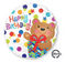 "18"" HBD Bear Gift S40"