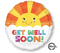 "28727-01 17"" GWS Smiley SunShine Standard HX S40"