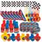 Disney Cars 2 Mega Mix Value Pack