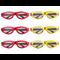 Disney Cars 2 Race Car Glasses Favor