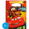 Disney Cars 2 Folded Loot Bags - Plastic
