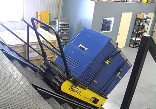 Track-O Stair Climber Truck (Twin Track-66) - TrackOLift TT6612