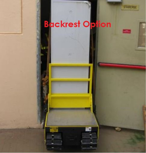 Track-O Stair Climber Truck (Twin Track-47) - TrackOLift TT6611