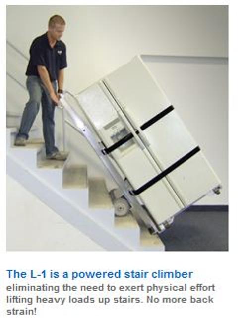 Powermate Motorized Stair Climbing Hand Truck-L-1 - Powermate 410010