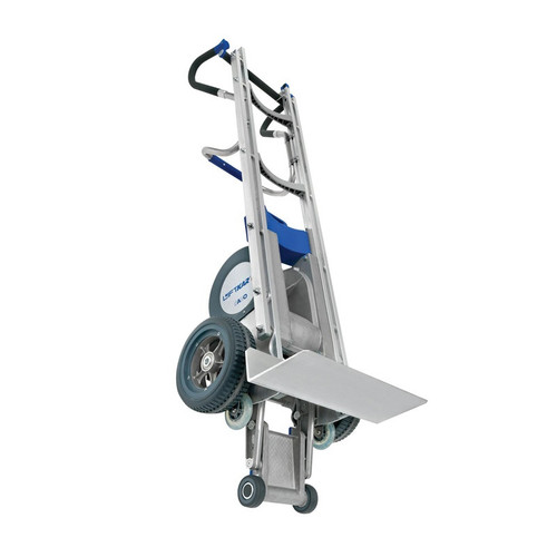 Electric Heavy Duty Stair Climber Hand Truck - Wesco 274100