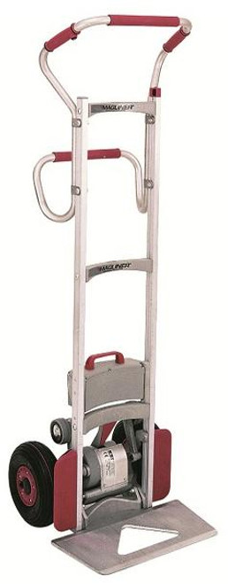 Magliner SAL Electric Stair Climbing Hand Truck (375lb Capacity) - SAL Ergo Handle-170