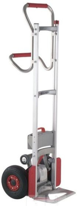 SAL UNI Handle-140 Magliner SAL Electric Stair Climbing Hand Truck (300lb Capacity) G Nose, GS Nose, GS-NG Nose, LH Nose, Battery Securing Clip Kit, Keg Hook, Strap, In-Transit DC Battery Charger