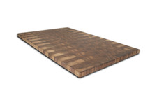 "Walnut End Grain Butcher Block 3/4"" Height"