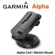 Garmin Alpha Dog GPS Tracking Handheld Cart/Marine Mount [GAA106 010-11031-00]