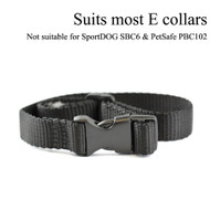 Nylon Collar for bark control, remote training and dog fence collars [MIS042]