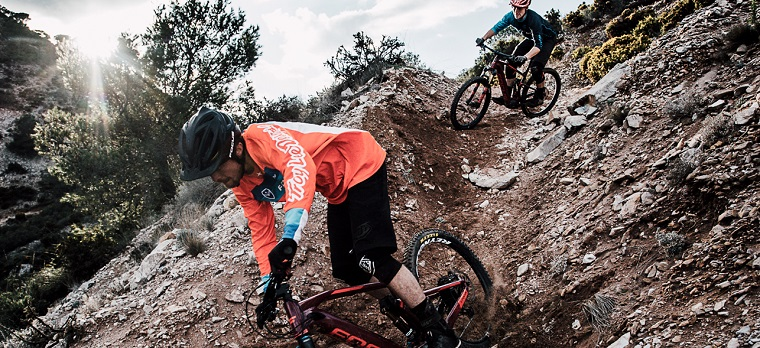 Focus Downhill Page Header