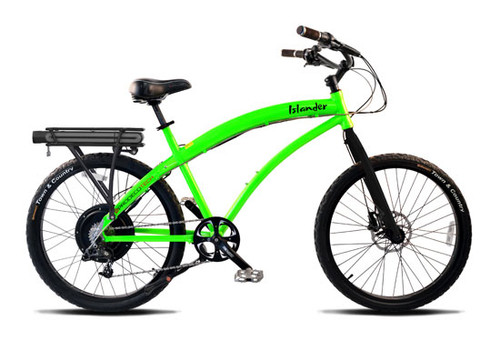 ProdecoTech Beach Cruiser Electric Bicycle