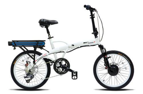 ProdecoTech Mariner 8 v5 Electric Bicycle