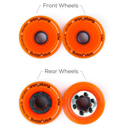 Boosted Boards Replacement Wheels