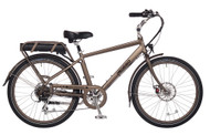Pedego Step-Thru City Commuter - Taupe Frame