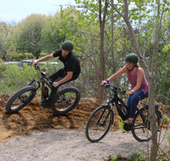 Cruising the trails with the Haibike