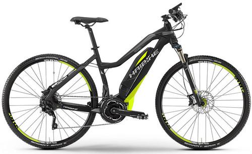 Haibike Sduro Cross SL Hi-Step Electric Mountain Bike