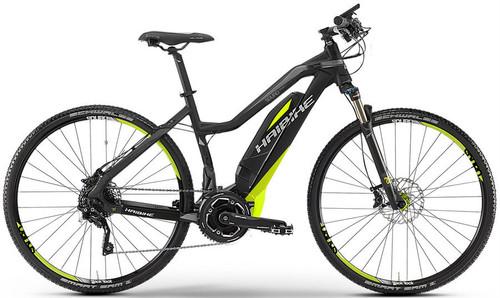 Haibike Sduro Cross SL Low-Step Electric Mountain Bike