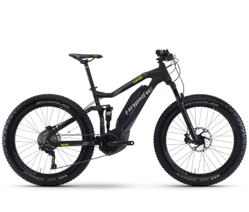 Haibike Sduro Full FatSix 7.0 Electric Mountain Bike