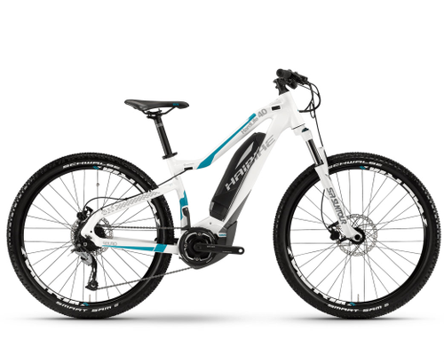 Haibike Sduro HardLife 4.0 Women's Electric Mountain Bike