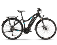 Haibike Sduro Trekking 5.0 Low-Step Electric Mountain Bike