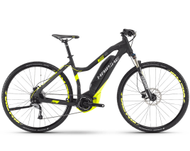 Haibike Sduro Cross 4.0 Low-Step Electric Mountain Bike