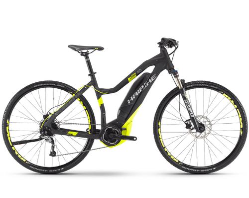 Haibike Sduro Cross 4.0 Low-Step Electric Mountain Bike