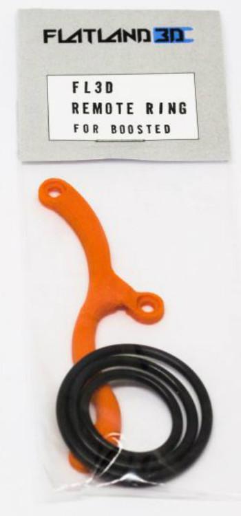 2018 Flatland 3D Boosted Board Remote Ring - Orange