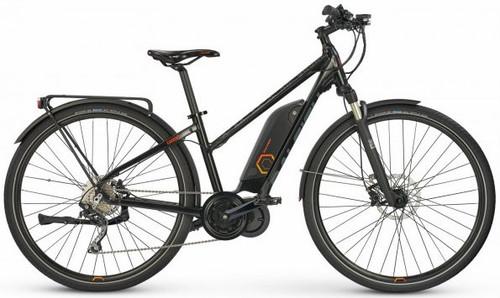 2018 Raleigh Cadent IE Step Thru Electric Bike - Black