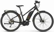 2018 Raleigh Cadent IE Step Thru Electric Bike - Black