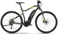 2018 Haibike Sduro Cross 4.0 High-Step Electric Mountain Bike