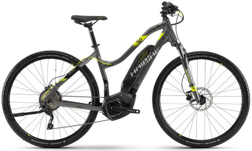 2018 Haibike Sduro Cross 4.0 Low Step Electric Mountain Bike