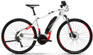 2018 Haibike Sduro Cross 6.0 High-Step Electric Mountain Bike