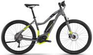 2018 Haibike Sduro Cross 9.5 Low-Step Electric Mountain Bike