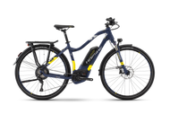 2018 Haibike Sduro Trekking 7.0 Low-Step Electric Mountain Bike