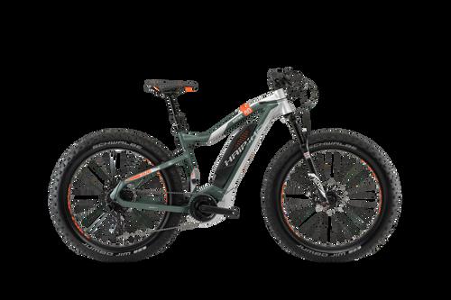 2018 Haibike Xduro FatSix 8.0 Electric Mountain Bike