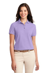 PA Ladies Silk Touch Polo