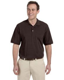 Harriton Men's 5.6 oz. Easy Blend Polo