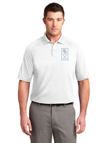 Embriodered Men's DryZone Ottoman Polo - HRHS Golf