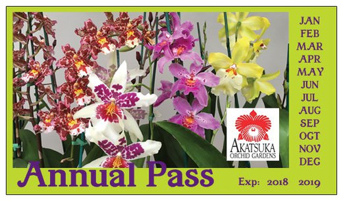 Annual Pass Membership (RENEW)