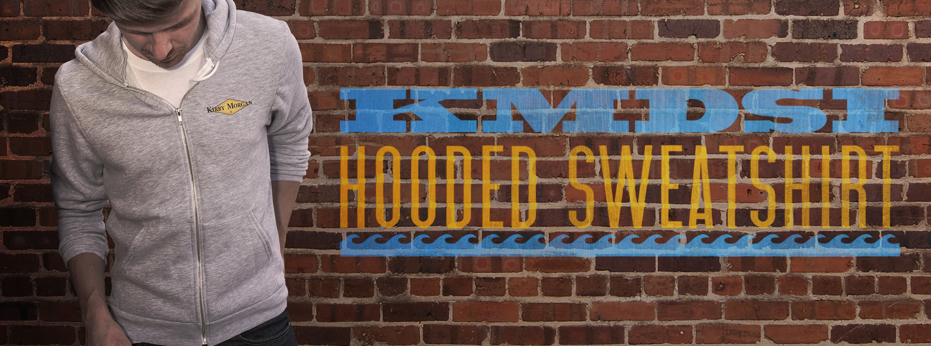 KMDSI Hooded Sweatshirt