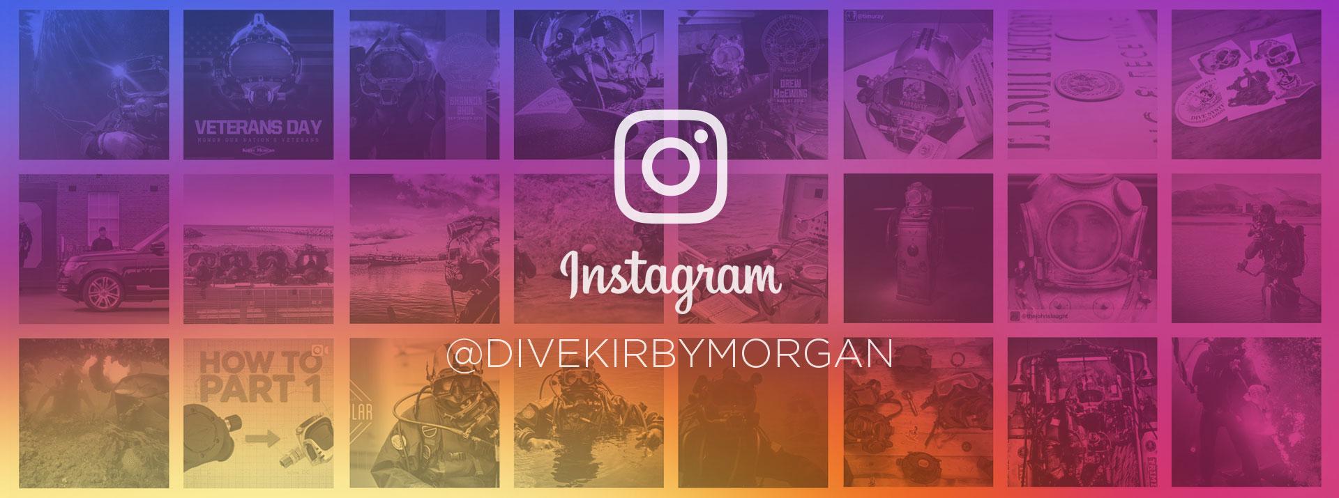 Kirby Morgan Instagram