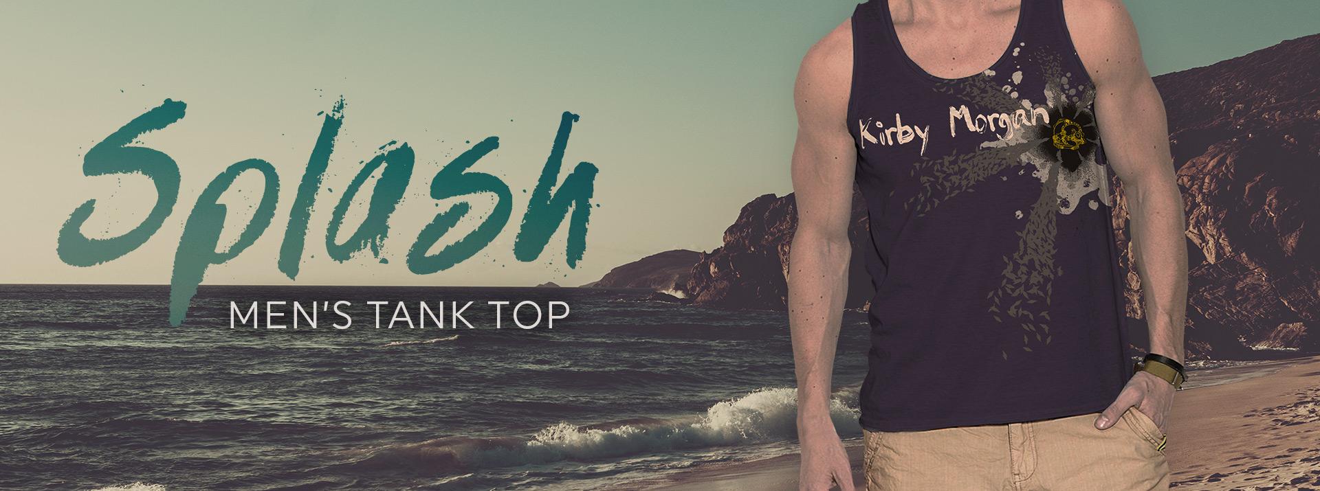 Splash Tank Top