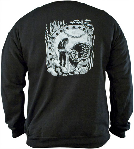 Miller Diving Crew Neck Sweatshirt