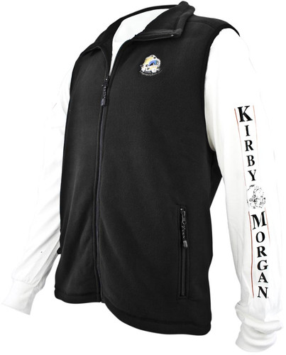 KM37 Helmet Fleece Vest