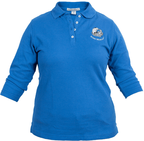 Women's 97 3/4 Sleeve Polo
