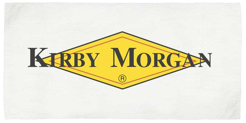 Kirby Morgan Towel